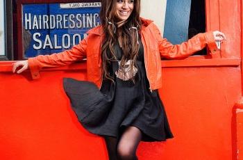 Australian singer Gabriella Cilmi