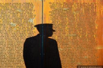 RAF memorial, Lincoln