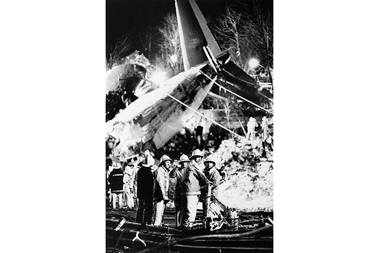 Boeing 737 crash
