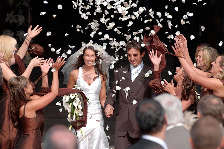 Gary Neville's Wedding
